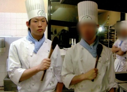 Kito-chef-student